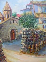 Monastery In Meghri